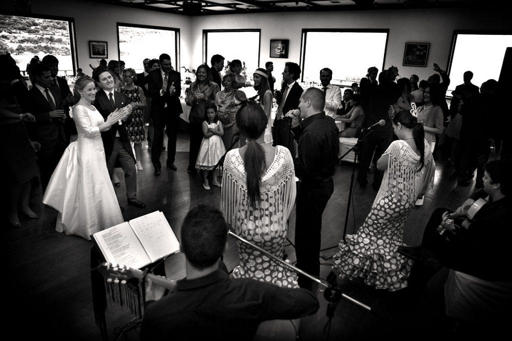 boda baile cena todos
