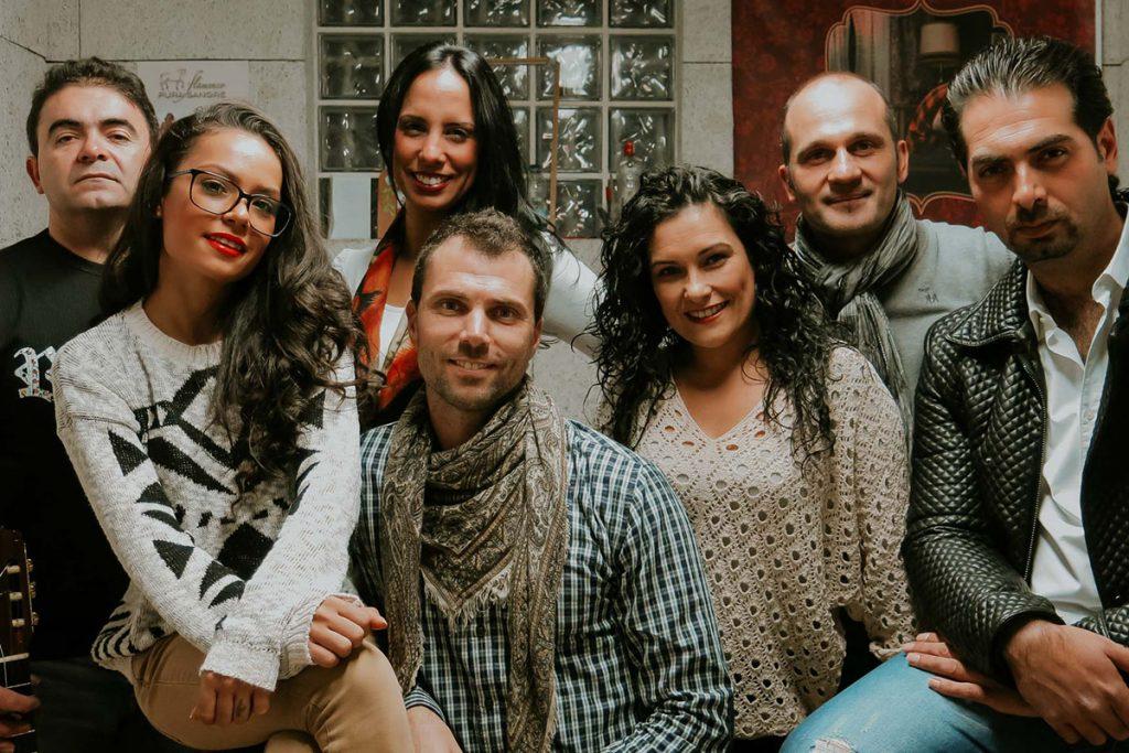 grupo flamenco pura sangre