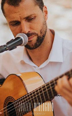 Guitarra: José Manuel García Sempere