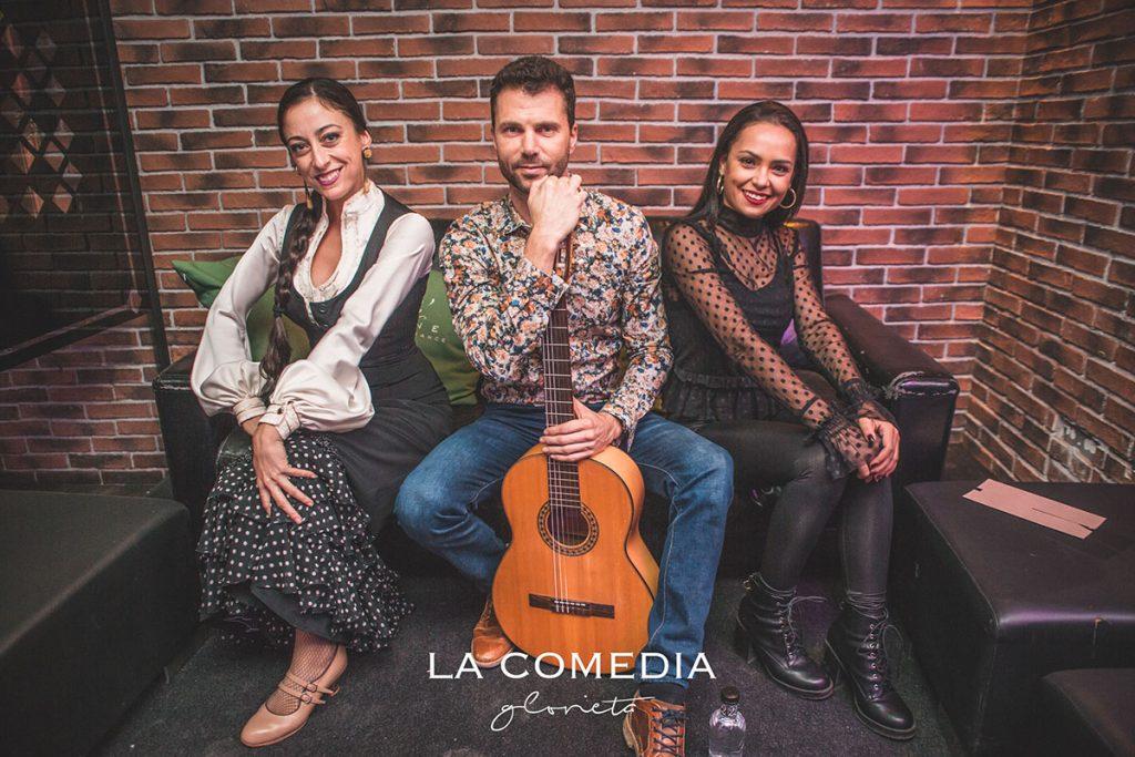 la comedia elche flamenco