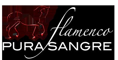 Logo flamenco pura sangre