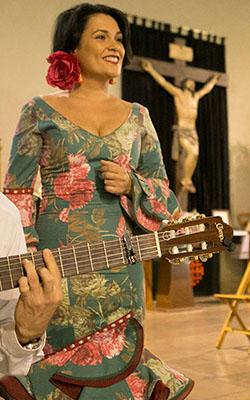 Voces: Marilo Lopez