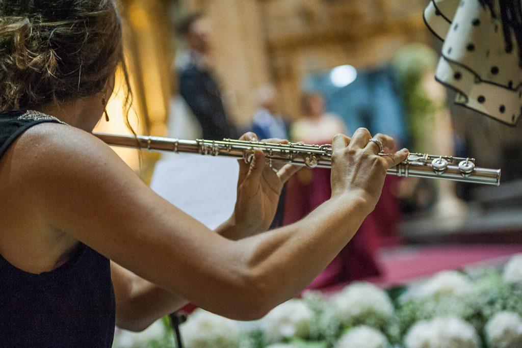 misa flauta pura sangre