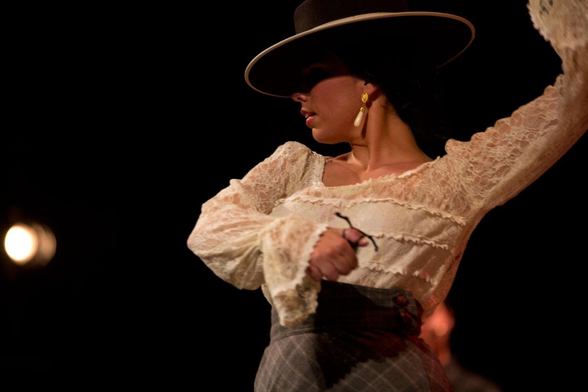 Flamenco Pura Sangre gran teatro